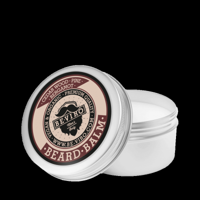 Balzam na bradu BE VIRO Bergamia Wood 15ml