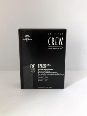Farba na vlasy a bradu AMERICAN CREW Precision Blend 2-3