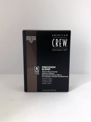 Farba na vlasy a bradu AMERICAN CREW Precision Blend 4-5
