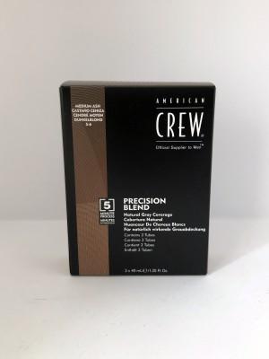 Farba na vlasy a bradu AMERICAN CREW Precision Blend 5-6