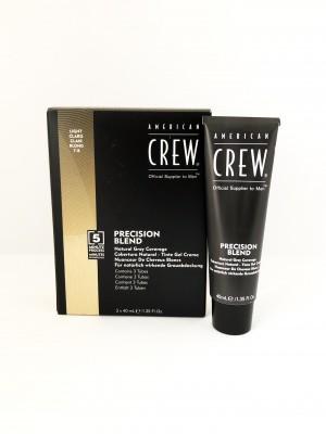 Farba na vlasy a bradu AMERICAN CREW Precision Blend 7-8