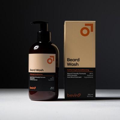 Prírodný šampón na bradu BE VIRO 250ml